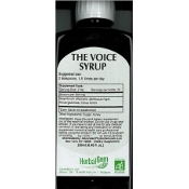 HerbalGem Voice Syrup - 250ml