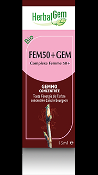 HerbalGem FEM50+GEM (GC22)- 15ml